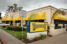 Fuddruckers Restaurant, Chula Vista, California