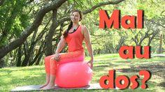 3 mouvements simples contre le mal de dos.( stretching et hypopressif)