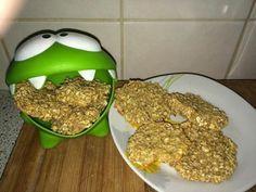 Muss ich ausprobieren: Haferflocken- Apfelmus Kekse ⌛ ① ✿ - breifrei-rezepte