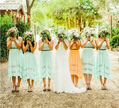 12 Maid of Honor Trends Your BFF Will Love via Brit + Co.