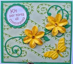 La Città di Carta: Kit per torta di compleanno - Geburtstagstorten Se...