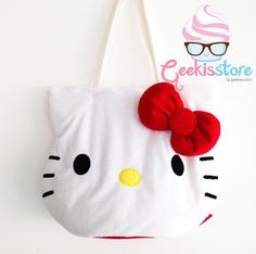 Bolsa - Hello Kitty (plush)