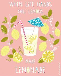 When life hands you lemons-make lemonade :) Bootcamp