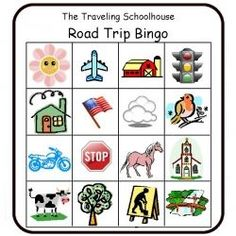 make traveling fun with kids travel games