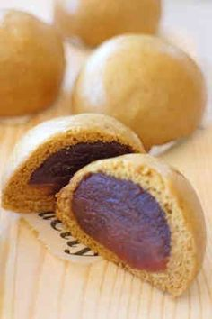 Japanese Sweets, Japanese Wagashi, Steamed Buns, Asian Desserts, Biscuit Cookies, Culinary Arts, Chocolate Desserts, Amazing Cakes, Cake Recipes