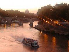 Il Tevere a Roma