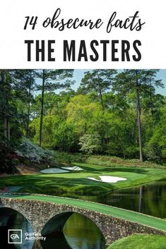 Here are 14 little known Masters facts that contribute to the mystique of this highly prestigious tournament. Sam Snead, St Andrews Golf, Augusta Golf, Masters Tournament, Masters Golf, Backyard Games, Golf Fashion, Play Golf, Golf Tips