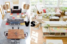"""Minimal vs. Cozy: Which is More """"You""""?"""