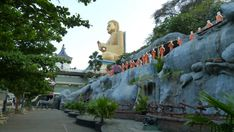 Dambulla Cave Temple - Entrance fee, Opening hours, dress code etc.
