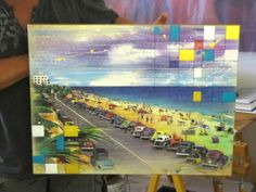 Beach Parking (Grille 401)