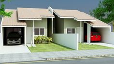 Modelos de Casas Geminadas - Fotos