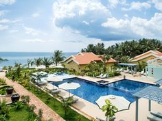 Swimming Pool - La Veranda Resort Phu Quoc - MGallery Collection