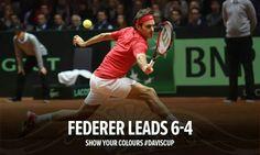 #Roger #Federer #DavisCup 2014