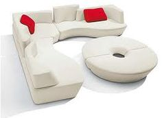 couches might give a homey feel.