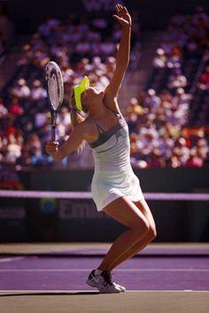 Maria Sharapova #tennis #WTA #tenis @JugamosTenis