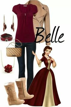 Princess Belle #outfif