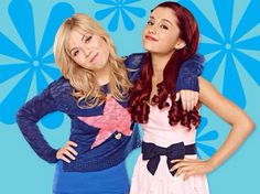 Sam en cat Icarly And Victorious, Ariana Grande Facts, Sam And Cat, Sam E, Jessie J, Jennette Mccurdy, Architecture Tattoo, Cat Valentine, Girls Rules