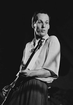 Adrian Belew, looking as young as Jimmy Stewart. Adrian Belew, Left Handed People, Mick Ronson, King Crimson, Frank Zappa, Progressive Rock, Him Band, Music Theory, Playing Guitar