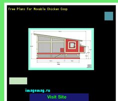 Free Plans For Movable Chicken Coop 193950 - The Best Image Search
