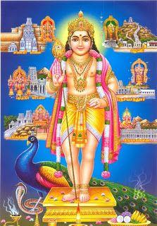 There are 6 Abodes of Lord Murugan. The six abode temples of Lord Murugan are Thiruthani, Swamimalai, Pazhani, Pazhamudircholai, Thirupparankunram, Thiruchendur.