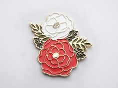 Irene Floral Enamel Pin Cute Floral Cluster Lapel Pin Plant Pin Peony Flower Pin Enamel Lapel Pin Brooch Minimalist Plant Pin is part of Enamel lapel pin, Enamel pin collection, Lapel pins - Little Presents, Bag Pins, Jacket Pins, Floral Pins, Cool Pins, Pin And Patches, Metal Pins, Pin Badges, Brooch Pin