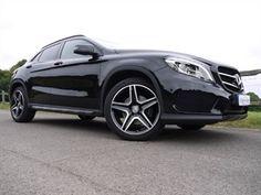 used Mercedes GLA220 GLA-CLASS GLA220 CDi 4MATIC AMG LINE PREMIUM PLUS in surrey