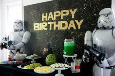 Ideas para fiestas infantiles con tema de Star Wars