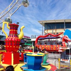 Wonderland Junior is an inner city fun park located at Harbour Town Shopping Centre, Docklands under the Melbourne Star. Offering many different rides and Melbourne Stars, Infant Activities, Roller Coaster, Carousel, Centre, Baby Kids, Wave, Wonderland, Web Design