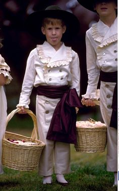 Prince Harry as a pageboy at the wedding of his uncle viscount Charles Spencer Althorpto Victoria Lockwood in 1989.