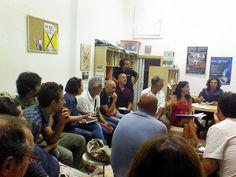 Meetup #salerno #m5s 23 agosto