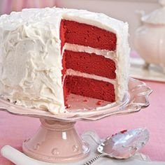 Our Best Layer Cakes: Red Velvet Layer Cake