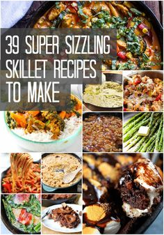 Community Post: 39 Delicious Things You Can Make In A Skillet @buzzfeedfood