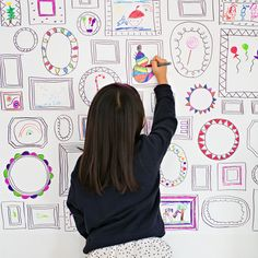 Frames Wallpaper - Fun Family Crafts