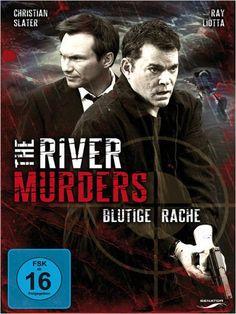 The River Murders - Blutige Rache : Kinoposter