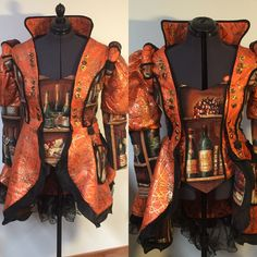 Pakken gemaakt voor klanten  Inspiratie Venetiaanse stijl