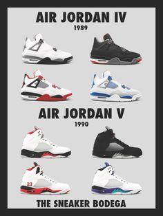 jordan retro poster lights
