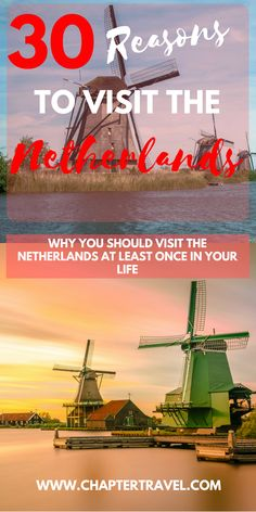 Reasons to visit the Netherlands | Why you should visit the Netherlands | Great things about the Netherlands | #thenetherlands | Amsterdam | Rotterdam | Dutch towns and villages | Waddeneilanden | Dutch history Historic Dutch architecture | Modern Dutch architecture | Kubuswoningen | Dutch Cheese | Poffertjes | Hagelslag | Stroopwafels | Dutch snacks | Klompen | Dutch landscape | The Netherlands inspiration | Dutch tulips | Coffee Shops