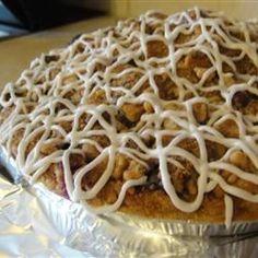 Cranberry Streusel Pie - Allrecipes.com