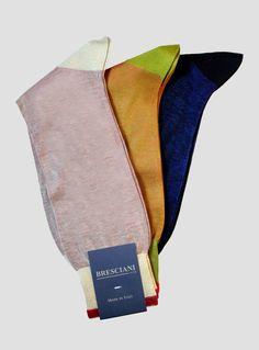 Bresciani Iridescent Sock - Men's – The Sock Hop