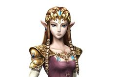 The Princess Of Hyrule Temple From The Legend Of Zelda Series 19269809