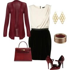 """""""Business Casual Red"""""""