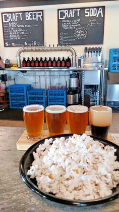 Great daytrip to Rochester, Minnesota, includes stops at LTS Brewery (pictured), @4dvineyard, and Kinney Creek!