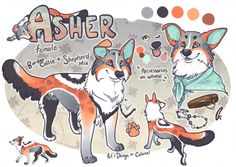 Asher by colonel-strawberry.deviantart.com on @deviantART