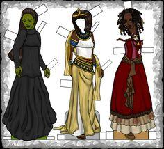 Sophie Costumes by rockafellow.deviantart.com on @deviantART