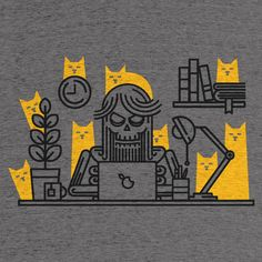 Cotton Bureau – 9Lives by syarip yunus