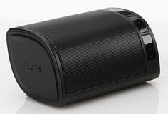 Nyne NB200 Portable Bluetooth Speaker with Bicycle/Stroller attachment