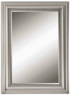 Uttermost Stuart Silver Mirror