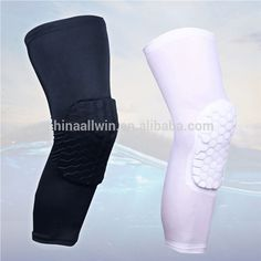 Honeycomb Knee Sleeve New products 2018 innovative product Honeycomb type waterproof knee support