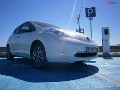 Nissan LEAF: Pura electricidade!