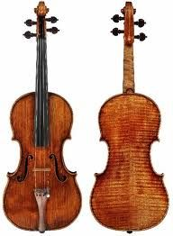 The Vieuxtemps Guarneri Violin-one of the last violins Giuseppe Guarneri created. It is the most expensive violin.  An $18 million dollar price tag.